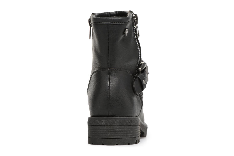 Stiefeletten & Boots Refresh Marion-62163 schwarz ansicht von rechts