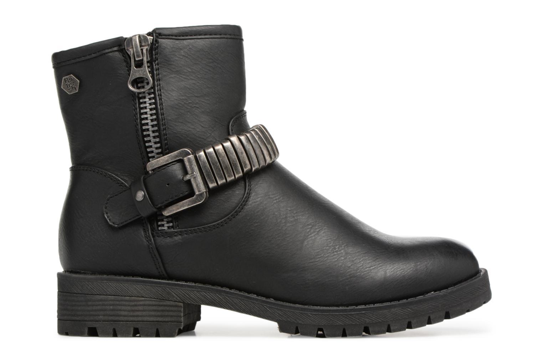 Stiefeletten & Boots Refresh Marion-62163 schwarz ansicht von hinten