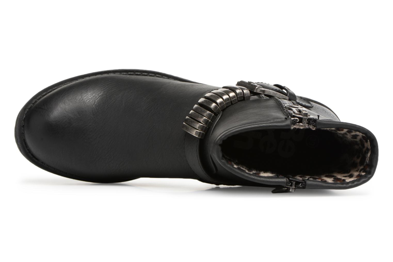 Stiefeletten & Boots Refresh Marion-62163 schwarz ansicht von links