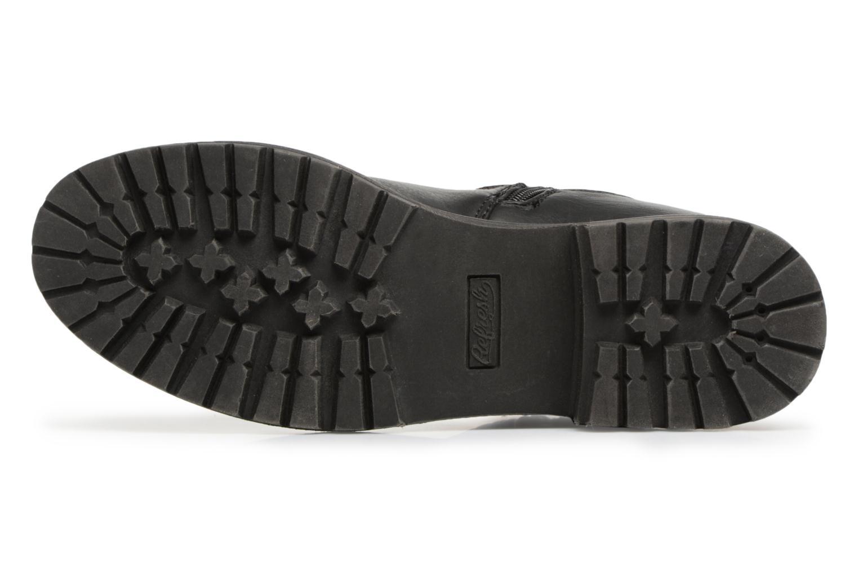 Bottines et boots Refresh Marion-62163 Noir vue haut
