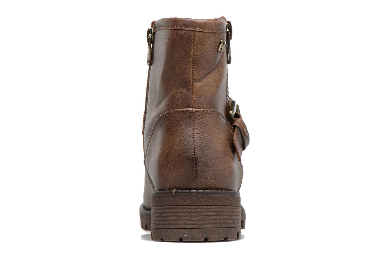 Bottines et boots Refresh Marion-62163 Beige vue droite
