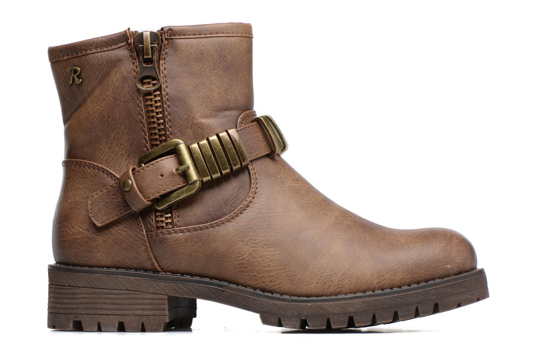 Bottines et boots Refresh Marion-62163 Beige vue derrière