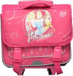 Cartable 38cm Trolley Princesses