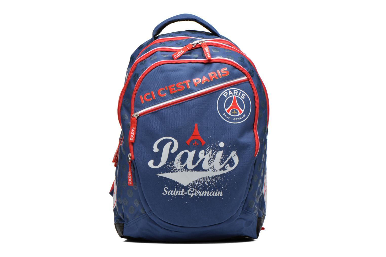 Skoletasker FOOTBALL CLUB Sac à dos PSG Blå detaljeret billede af skoene