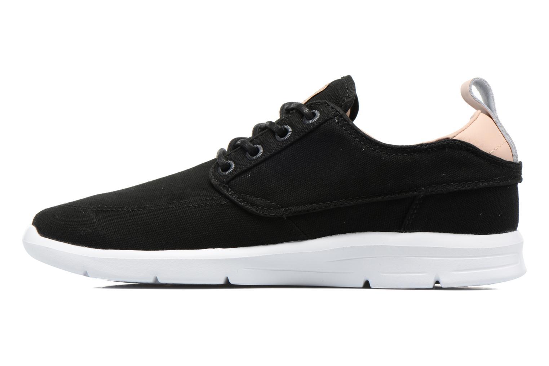 Sneaker Vans Brigata Lite schwarz ansicht von vorne