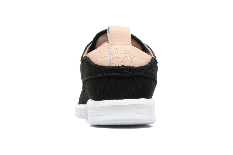 Sneaker Vans Brigata Lite schwarz ansicht von rechts