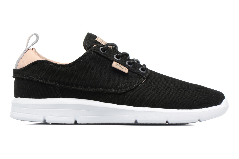 Sneaker Vans Brigata Lite schwarz ansicht von hinten