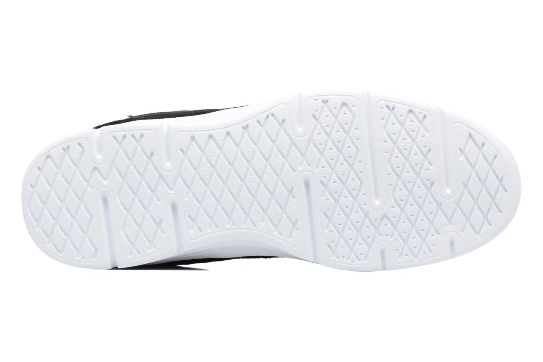 Sneaker Vans Brigata Lite schwarz ansicht von oben