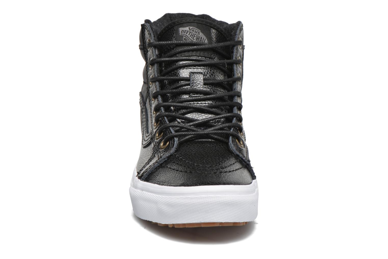 Sneaker Vans SK8-Hi 46 MTE schwarz schuhe getragen