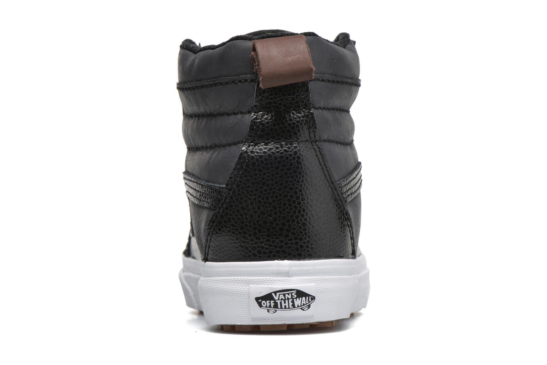 Sneaker Vans SK8-Hi 46 MTE schwarz ansicht von rechts