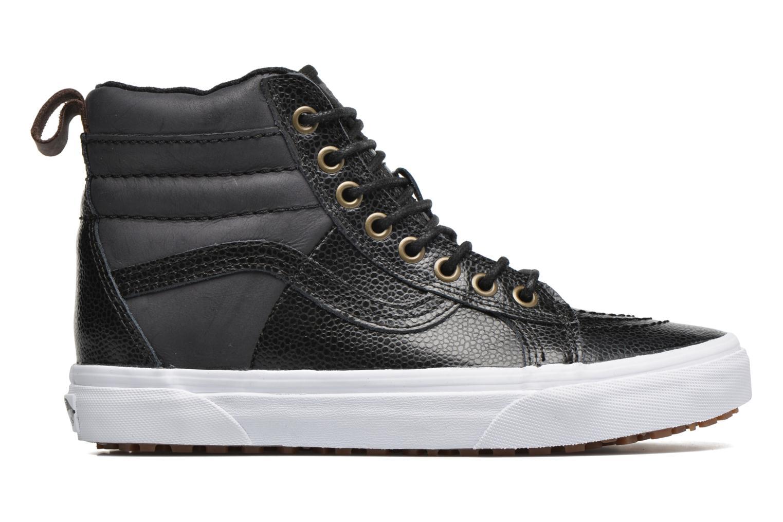 Sneaker Vans SK8-Hi 46 MTE schwarz ansicht von hinten