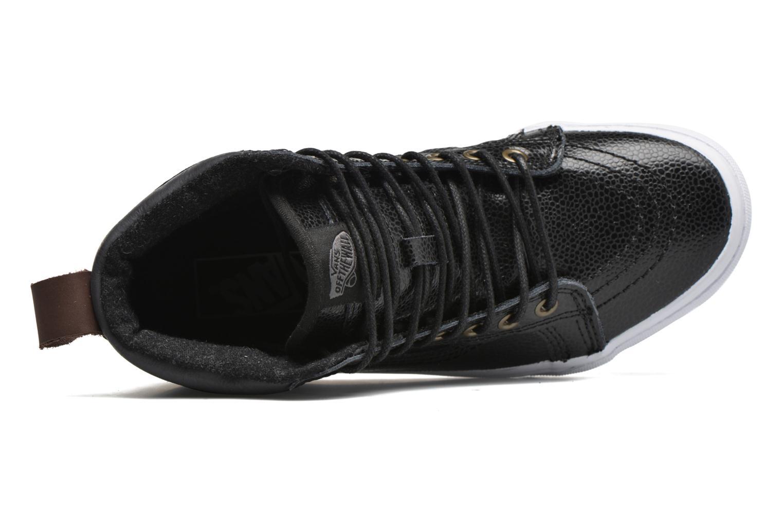 Sneaker Vans SK8-Hi 46 MTE schwarz ansicht von links