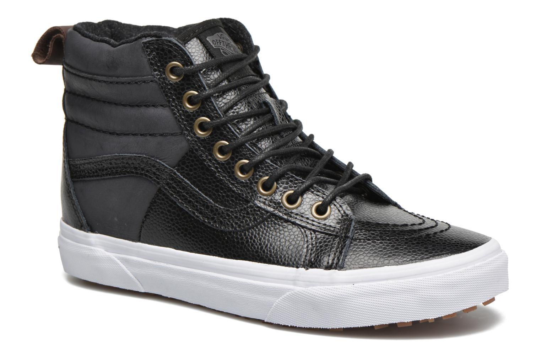 Baskets Vans SK8-Hi 46 MTE Noir vue détail/paire