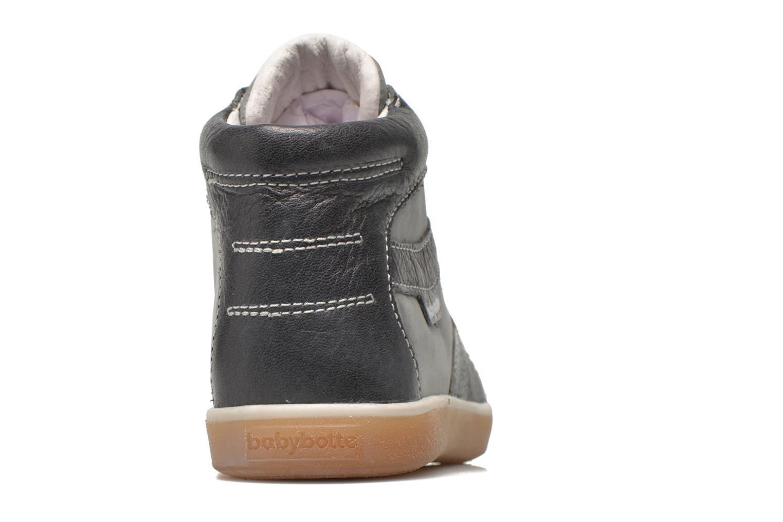 Stiefeletten & Boots Babybotte Agle grau ansicht von rechts