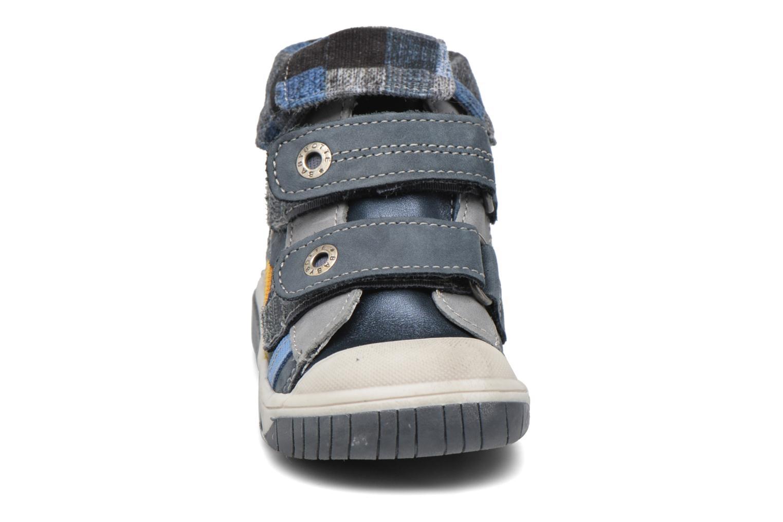 Ankle boots Babybotte Acteur6 Blue model view