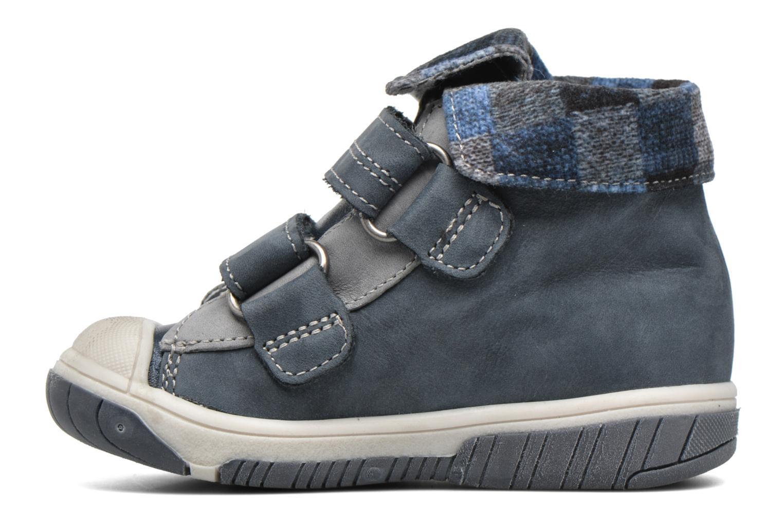 Ankle boots Babybotte Acteur6 Blue front view