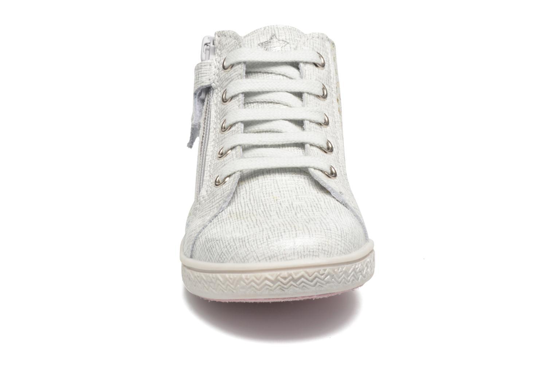 Sneaker Babybotte Adrenaline silber schuhe getragen
