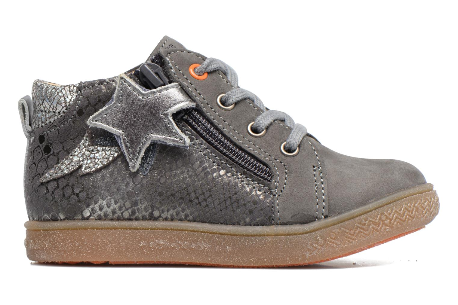 Trainers Babybotte Adrenaline Grey back view