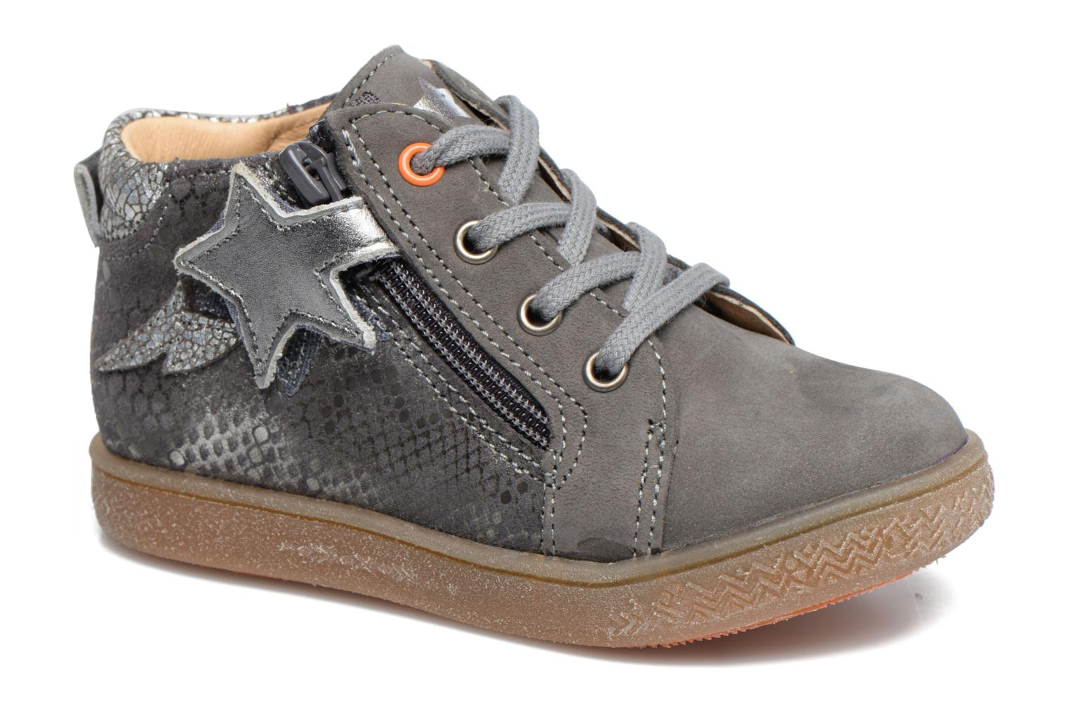 Trainers Babybotte Adrenaline Grey detailed view/ Pair view