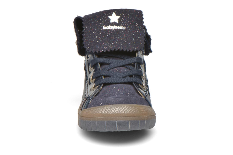 Sneaker Babybotte Artistar blau schuhe getragen
