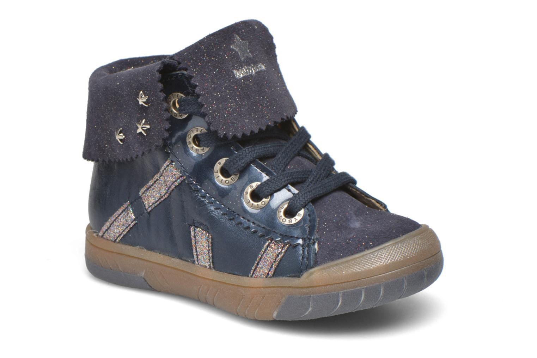 Sneaker Babybotte Artistar blau detaillierte ansicht/modell