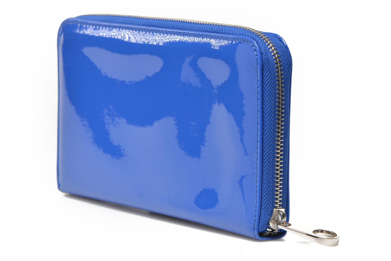 Compagnon Verni Bleu