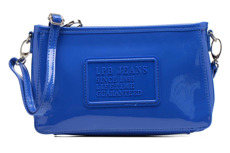 Clutch bags Les P'tites Bombes Pochette Verni Blue detailed view/ Pair view