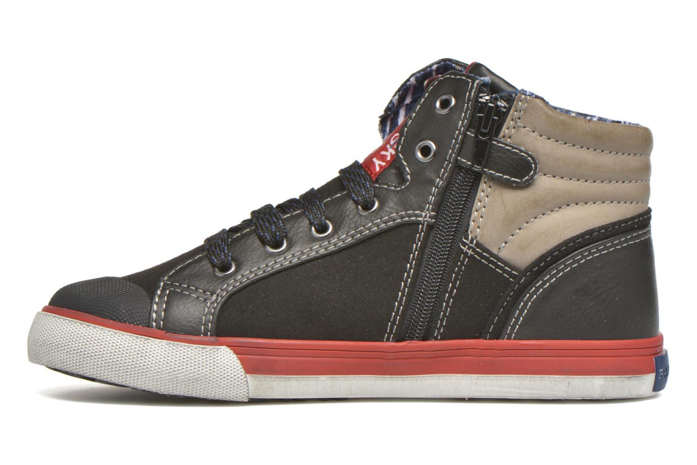Sneakers Pablosky Luca Zwart voorkant
