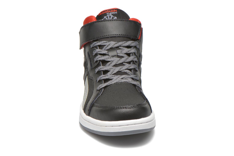 Baskets Reebok Reebok Mission 2.0 Noir vue portées chaussures