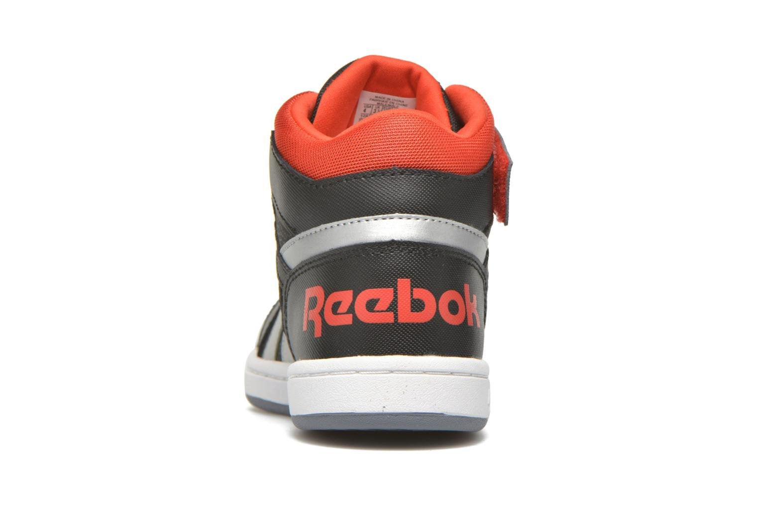Reebok Mission 2.0 Black/Asteroid Dust/Riot Red/Silver Met/
