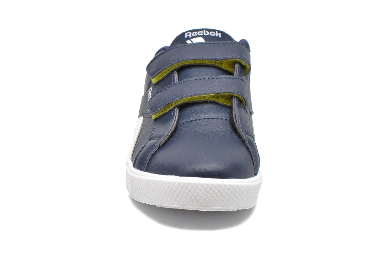 Baskets Reebok Reebok Royal Comp 2L Alt Bleu vue portées chaussures