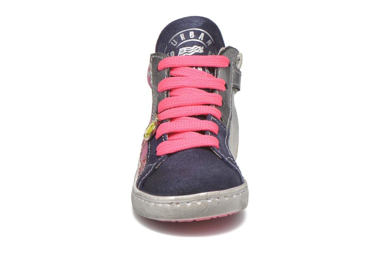 Baskets Shoesme Samia Bleu vue portées chaussures
