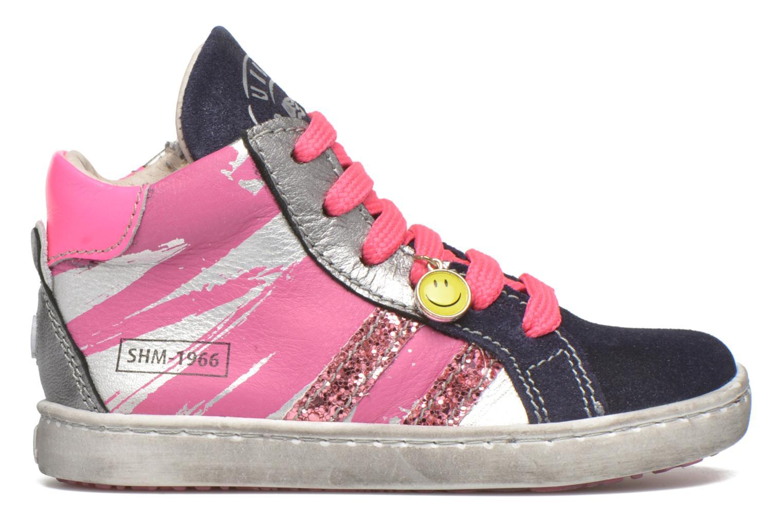 Sneaker Shoesme Samia blau ansicht von hinten