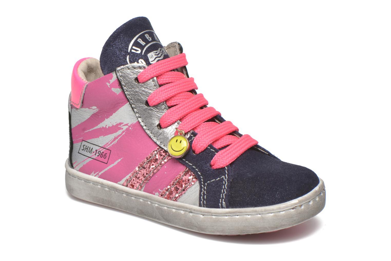 Sneaker Shoesme Samia blau detaillierte ansicht/modell
