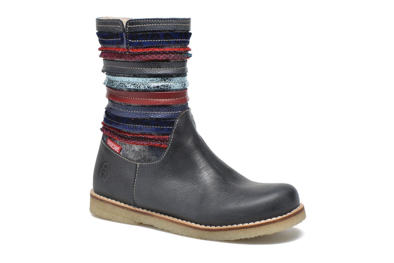 Botas Shoesme Sarah Azul vista de detalle / par