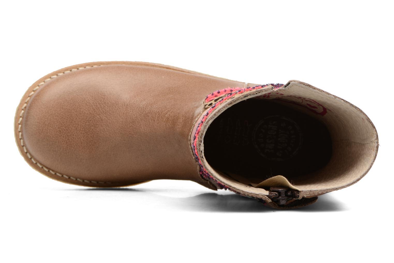Stivali Shoesme Sarah Beige immagine sinistra