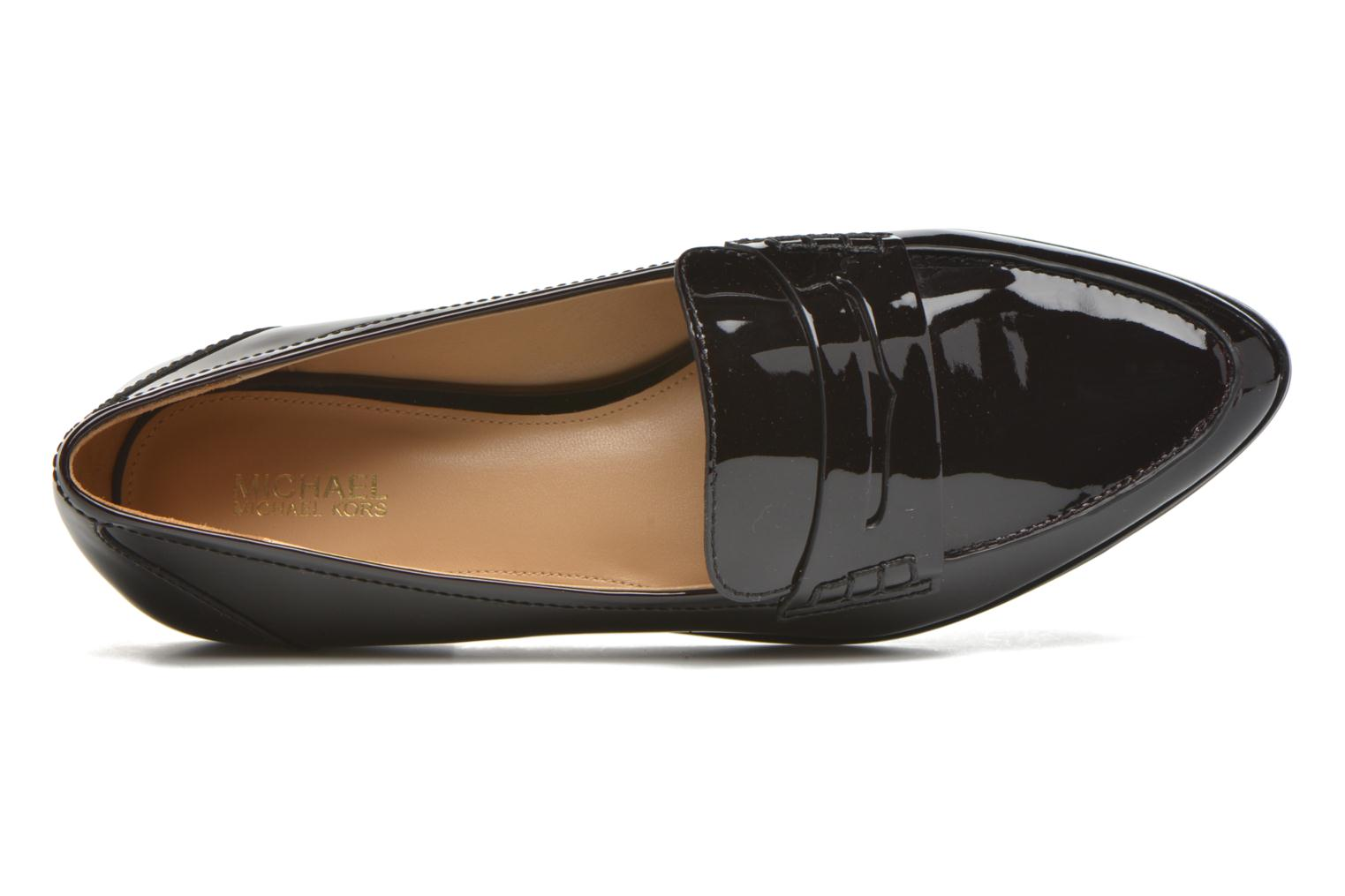Loafers Michael Michael Kors Connor Loafer Burgundy view from the left