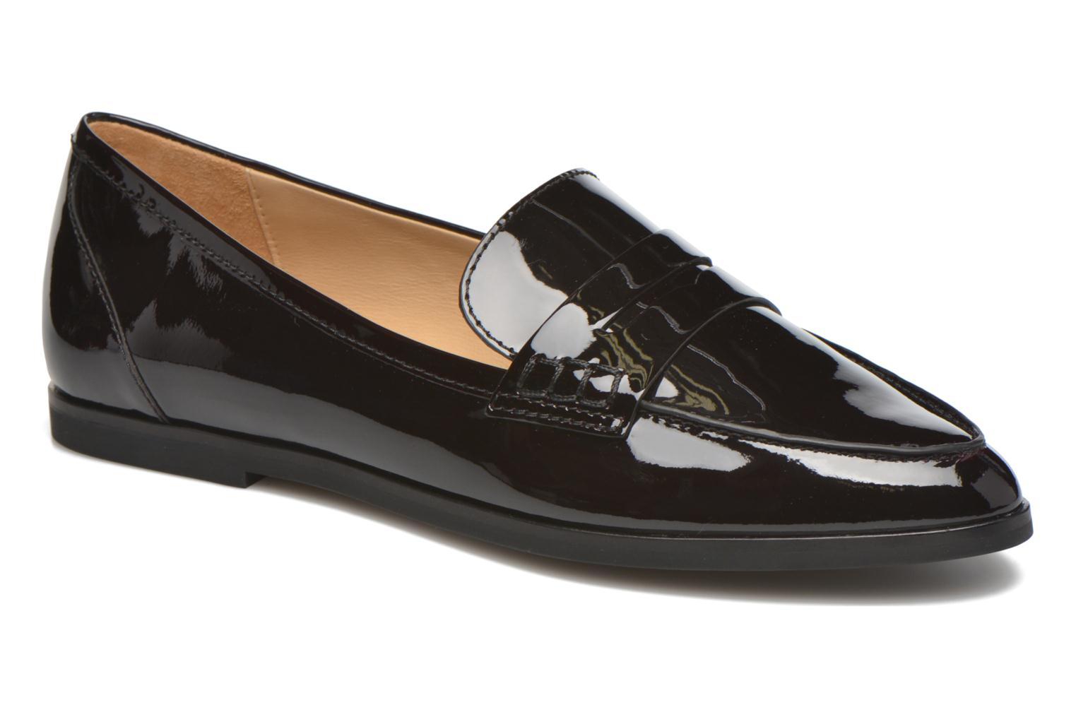 Loafers Michael Michael Kors Connor Loafer Burgundy detailed view/ Pair view