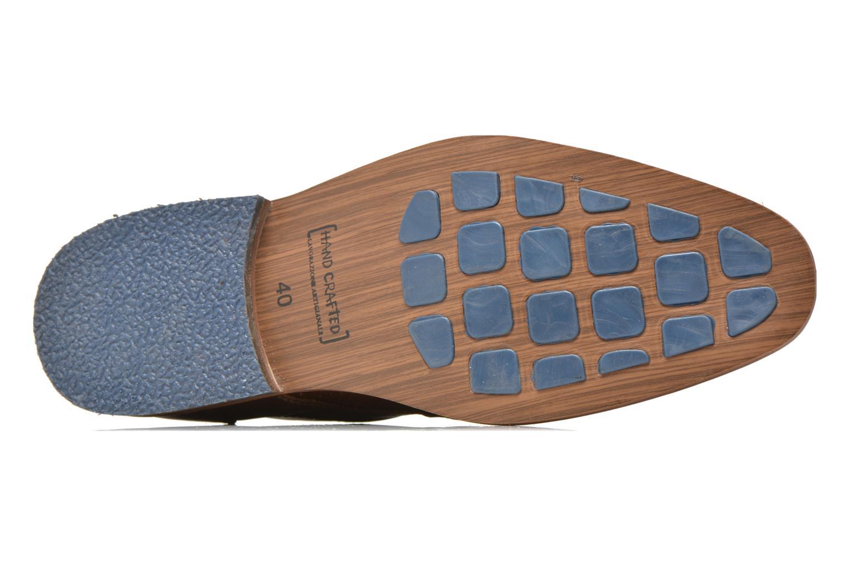 Chaussures à lacets Bullboxer Alvin Marron vue haut