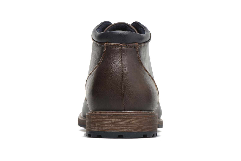 Veterschoenen I Love Shoes SUTILLON Bruin rechts