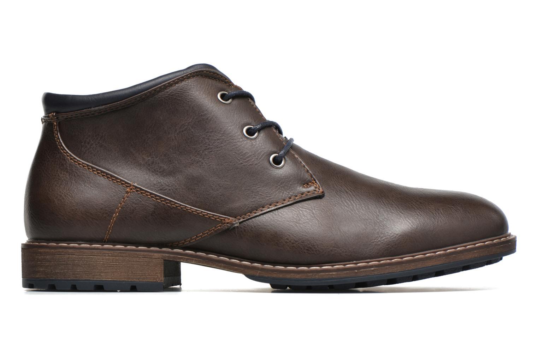 Veterschoenen I Love Shoes SUTILLON Bruin achterkant