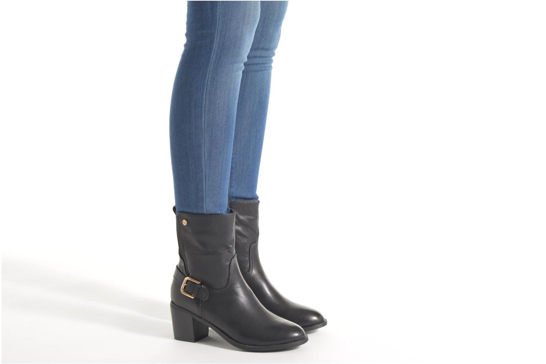 Stiefeletten & Boots Xti Alasia-28515 braun ansicht von unten / tasche getragen
