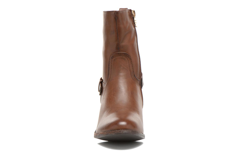 Bottines et boots Xti Alasia-28515 Marron vue portées chaussures