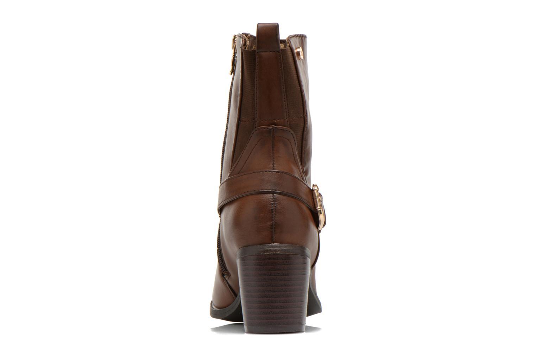 Stiefeletten & Boots Xti Alasia-28515 braun ansicht von rechts