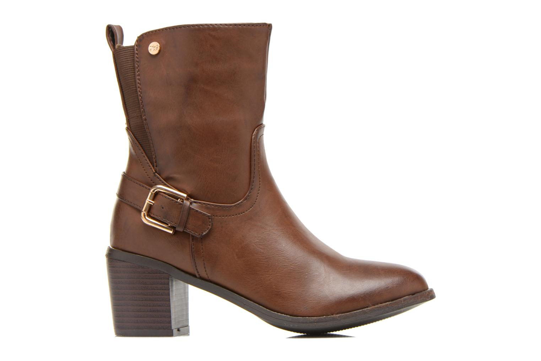 Stiefeletten & Boots Xti Alasia-28515 braun ansicht von hinten