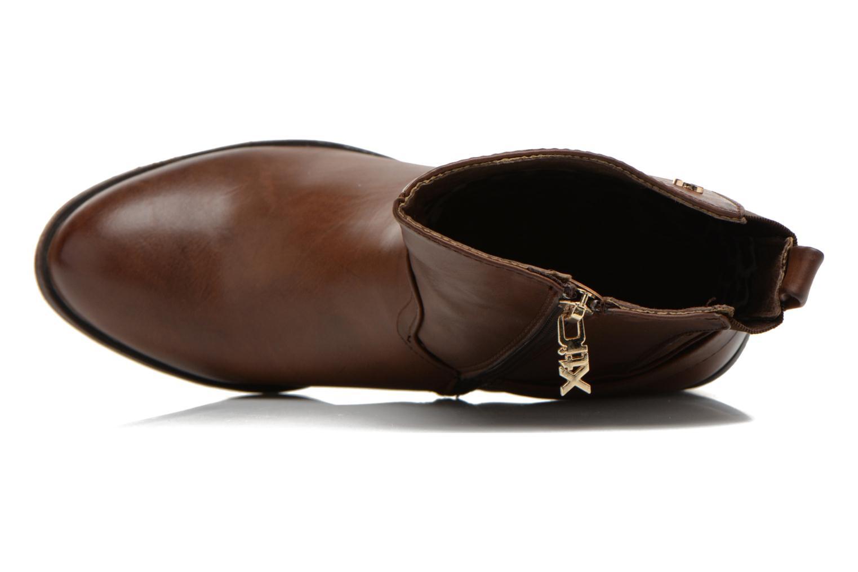 Stiefeletten & Boots Xti Alasia-28515 braun ansicht von links