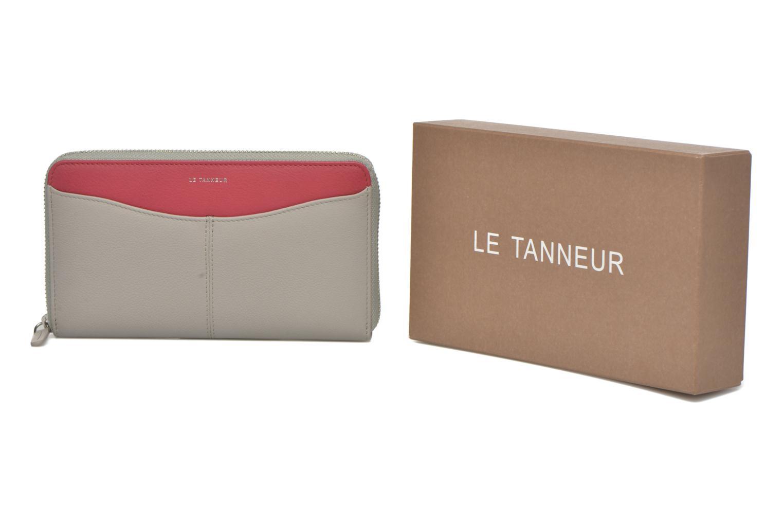 Wallets & cases Le Tanneur VALENTINE Porte-monnaie long zippé Multicolor detailed view/ Pair view