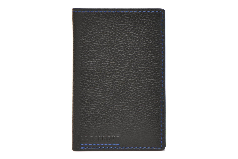 Portemonnaies & Clutches Le Tanneur MARIUS Porte-cartes poche billets schwarz ansicht von links