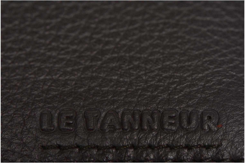Punge og etuier Le Tanneur MARIUS Porte-papiers 3 poches Brun se fra venstre
