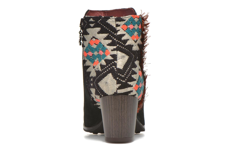 Stiefeletten & Boots Desigual Indian country schwarz ansicht von rechts